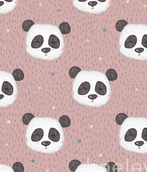 Jersey Panda Girl