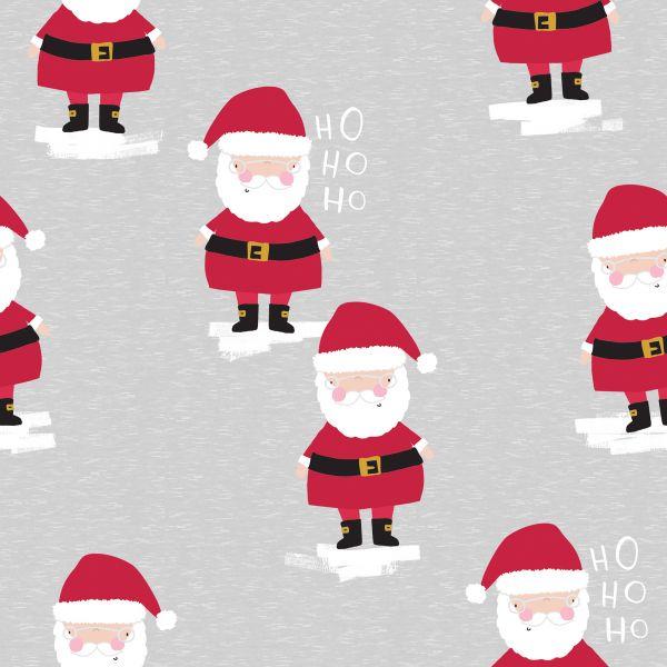 Sweat Happy Santa
