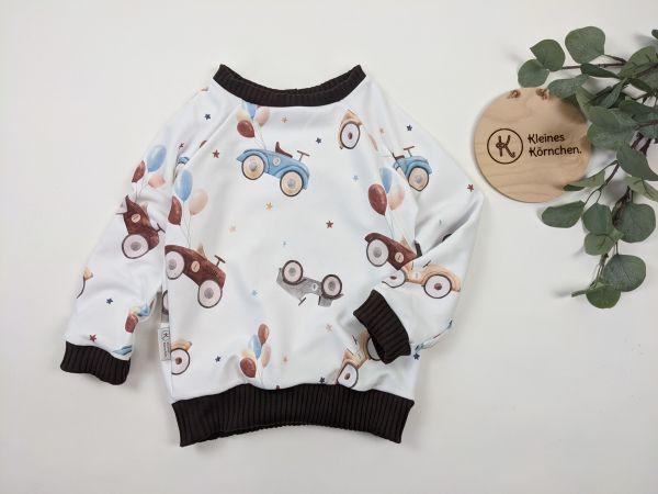 Pullover Seifenkiste