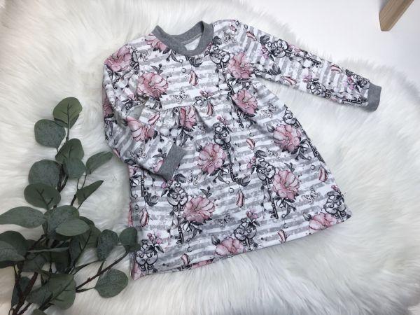 Kleid Flowers and Keys