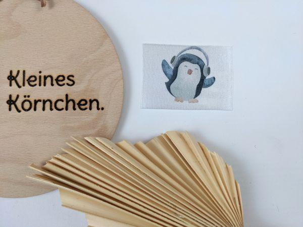 Aufnäher Pinguin