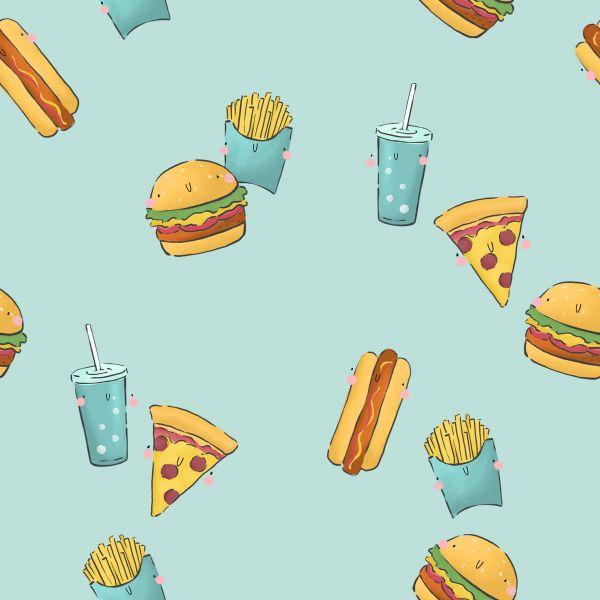 Sweat Fast Food Fete