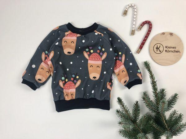 Pullover Happy Reindeer