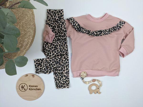 Dainty Sweater Rosa Leo
