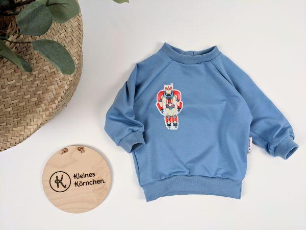 Sweater Blau