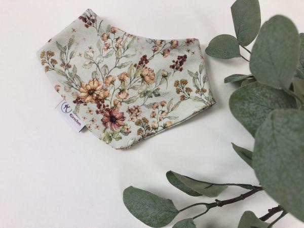 Tuch Vintage Flowers