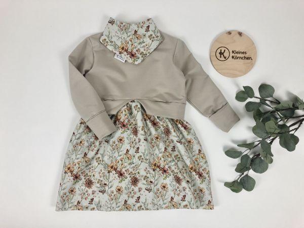 Kleid Vintage Flowers Set