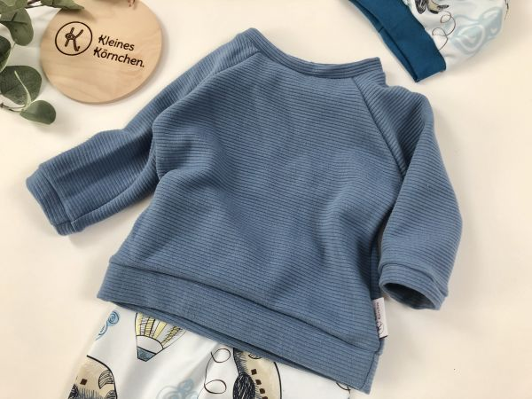 Pullover Rib Sweat